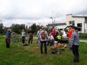 Suurpelto-seuran Lukupurotalkoot 2021